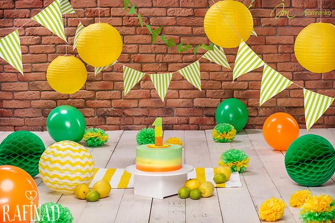Cake Smash - Andrey 1