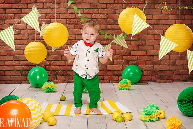 Cake Smash - Andrey 2