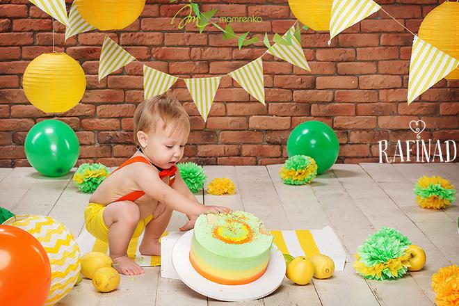 Cake Smash - Andrey 4
