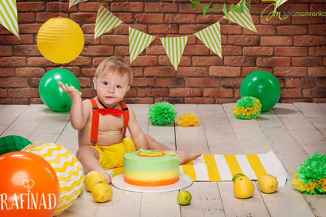 Cake Smash - Andrey 6