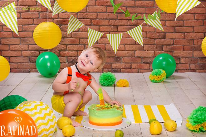 Cake Smash - Andrey 9