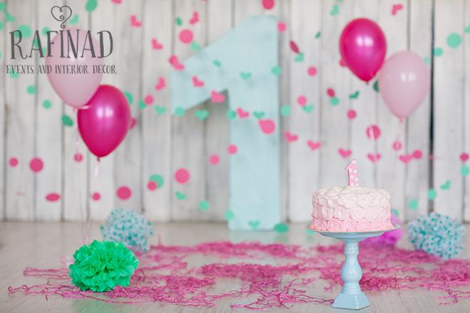 Cake Smash - Agatha 5