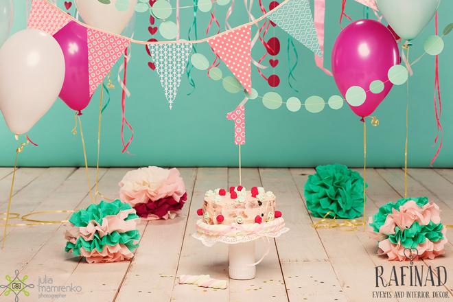 Cake Smash - Darinka 2