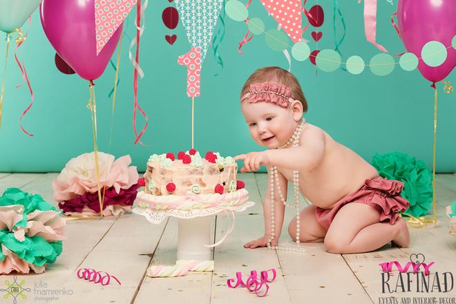 Cake Smash - Darinka 3