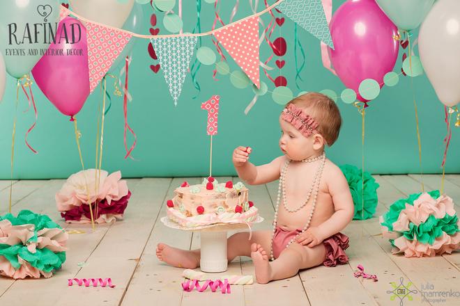 Cake Smash - Darinka 7