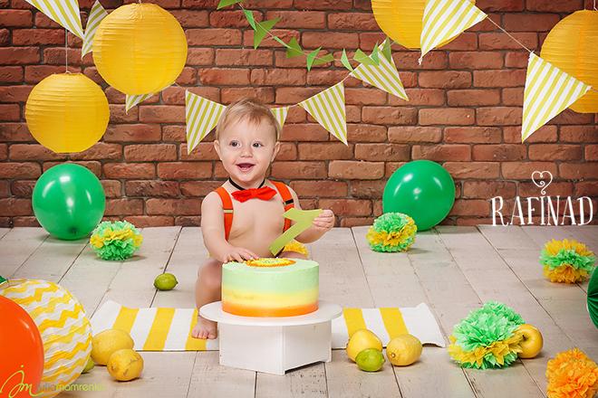 Cake Smash - Andrey 3