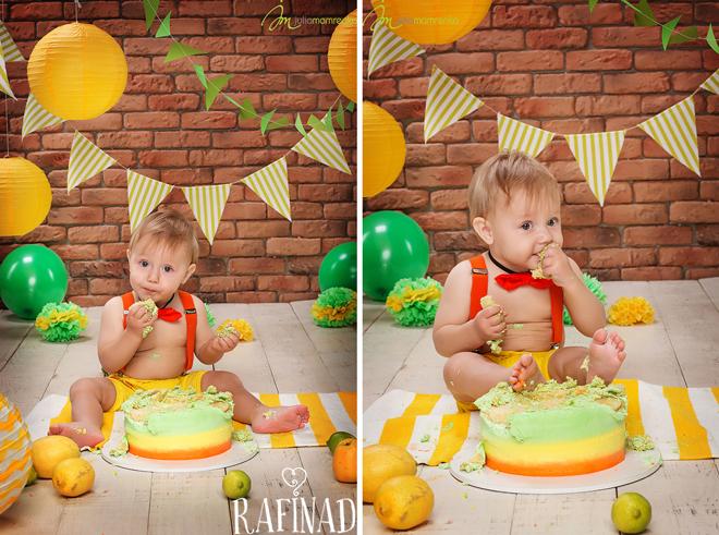 Cake Smash - Andrey 7